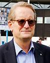 Folke Sjöberg, prorektor