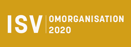 ISV-Omorganisation 2020