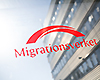 Logotyp Swedish Migration Agency. Photo: Tomislav Stjepic